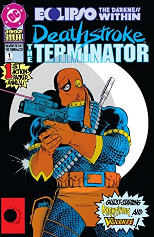 Deathstroke (1991-1996): Annual #1