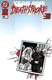 Deathstroke (1991-1996): Annual #4