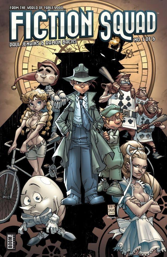 Fiction Squad #1 (of 6)