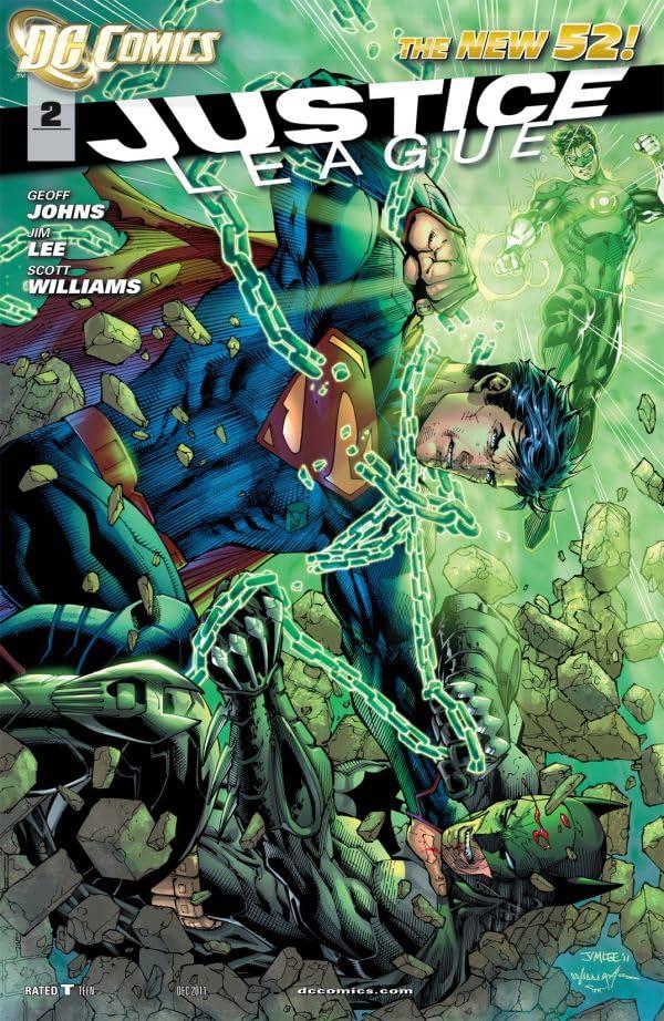 Justice League (2011-2016) #2