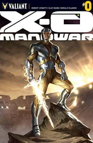 X-O Manowar (2012- ) #0: Digital Exclusives Edition
