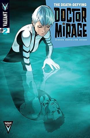 The Death-Defying Dr. Mirage (2014) No.2 (sur 5): Digital Exclusives Edition