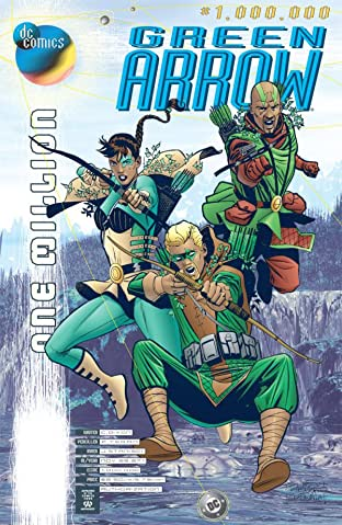Green Arrow (1988-1998) No.1000000