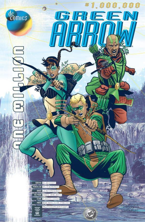 Green Arrow (1988-1998) #1000000