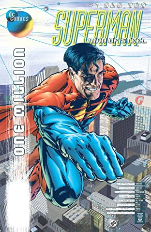 Superman: The Man of Steel (1991-2003) #1000000