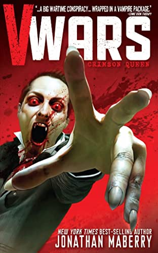 V-Wars Tome 1: Crimson Queen