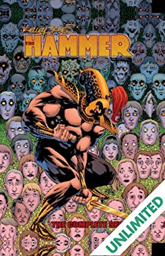 The Hammer: Kelley Jones' Complete Series