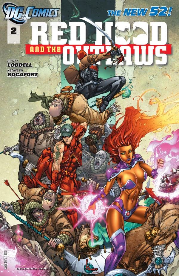 Red Hood and the Outlaws (2011-2015) #2