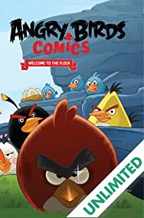 Angry Birds Comics Vol. 1: Welcome to the Flock
