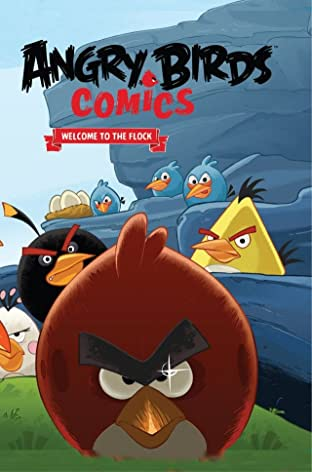 Angry Birds Comics Tome 1: Welcome to the Flock
