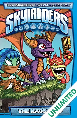 Skylanders Vol. 1: The Kaos Trap