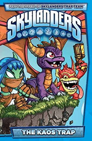 Skylanders Tome 1: The Kaos Trap