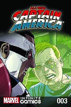 All-New Captain America: Fear Him Infinite Comic No.3 (sur 6)