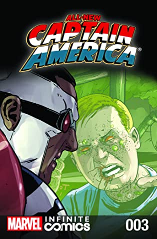 All-New Captain America: Fear Him Infinite Comic #3 (of 6)