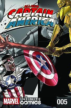 All-New Captain America: Fear Him Infinite Comic #5 (of 6)