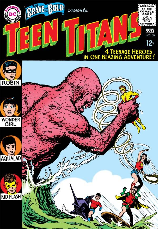 The Brave and the Bold (1955-1983) #60