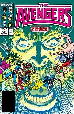 Avengers (1963-1996) #285