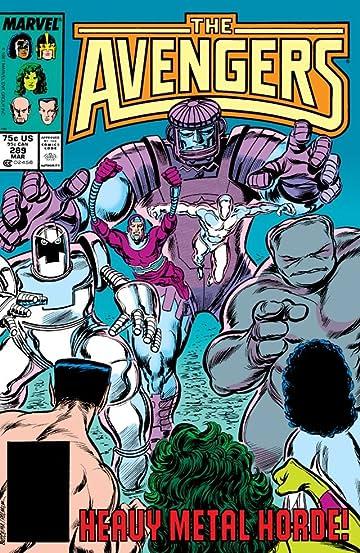 Avengers (1963-1996) #289