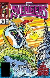 Avengers (1963-1996) #292