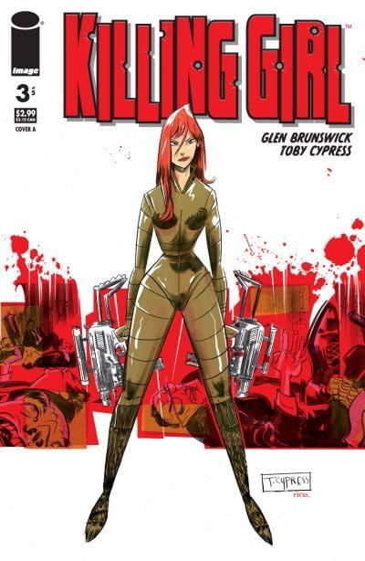 Killing Girl #3 (of 5)