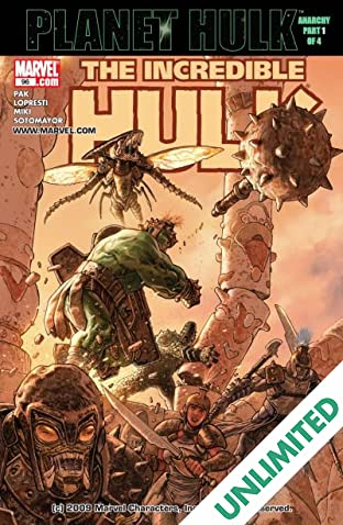 Incredible Hulk (1999-2007) #96