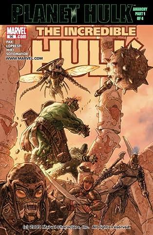 Incredible Hulk (1999-2008) #96