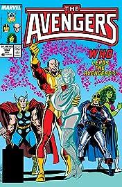 Avengers (1963-1996) #294