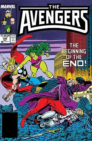 Avengers (1963-1996) #296