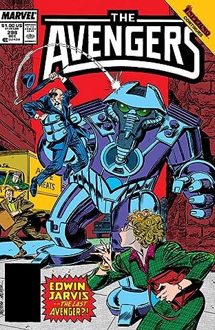Avengers (1963-1996) #298