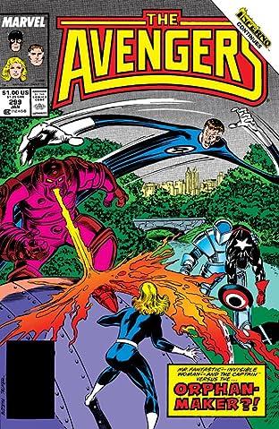 Avengers (1963-1996) #299