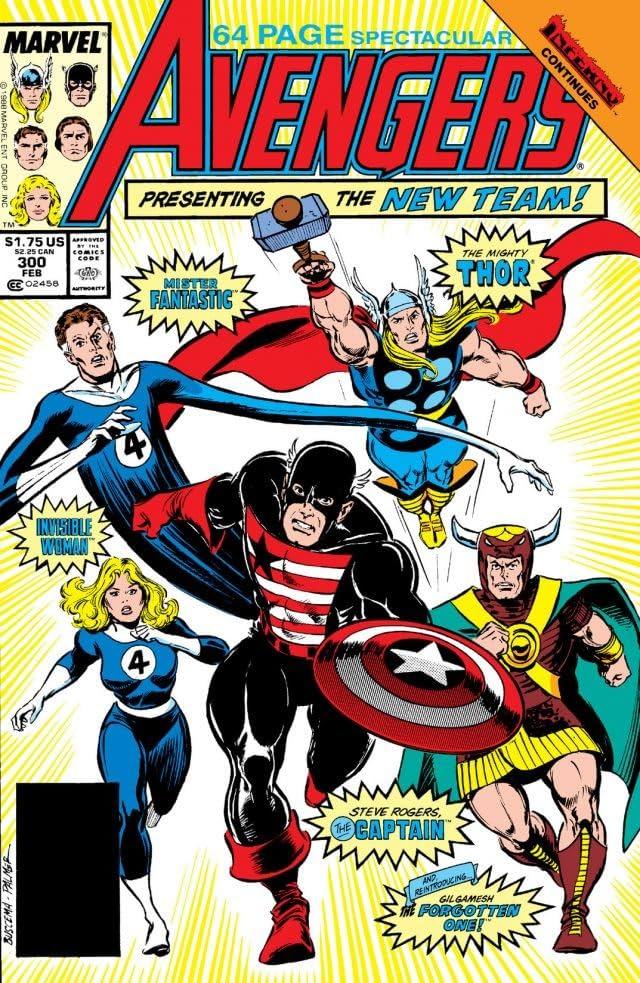 Avengers (1963-1996) #300