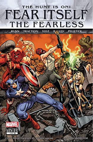 Fear Itself: The Fearless #1 (of 12)