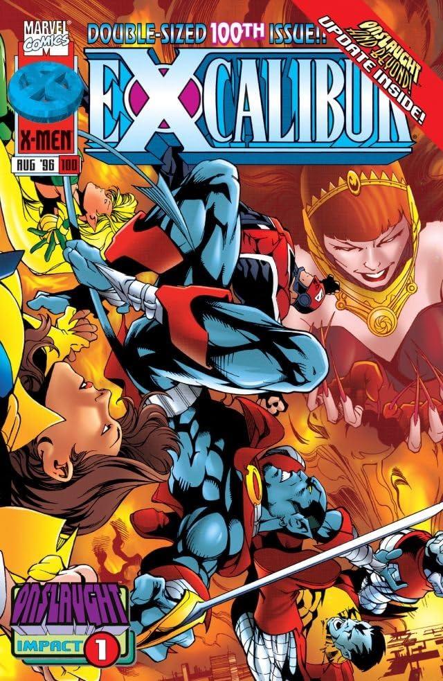 Excalibur (1988-1998) #100