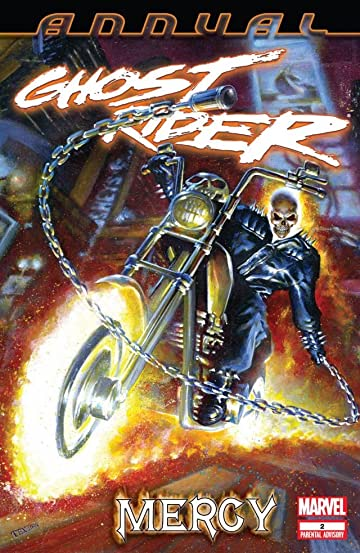 Ghost Rider (2006-2009) Annual #2