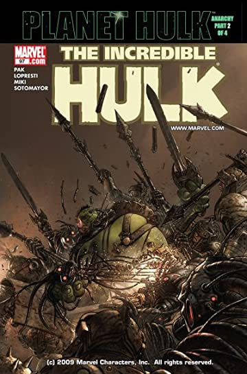 Incredible Hulk (1999-2008) #97