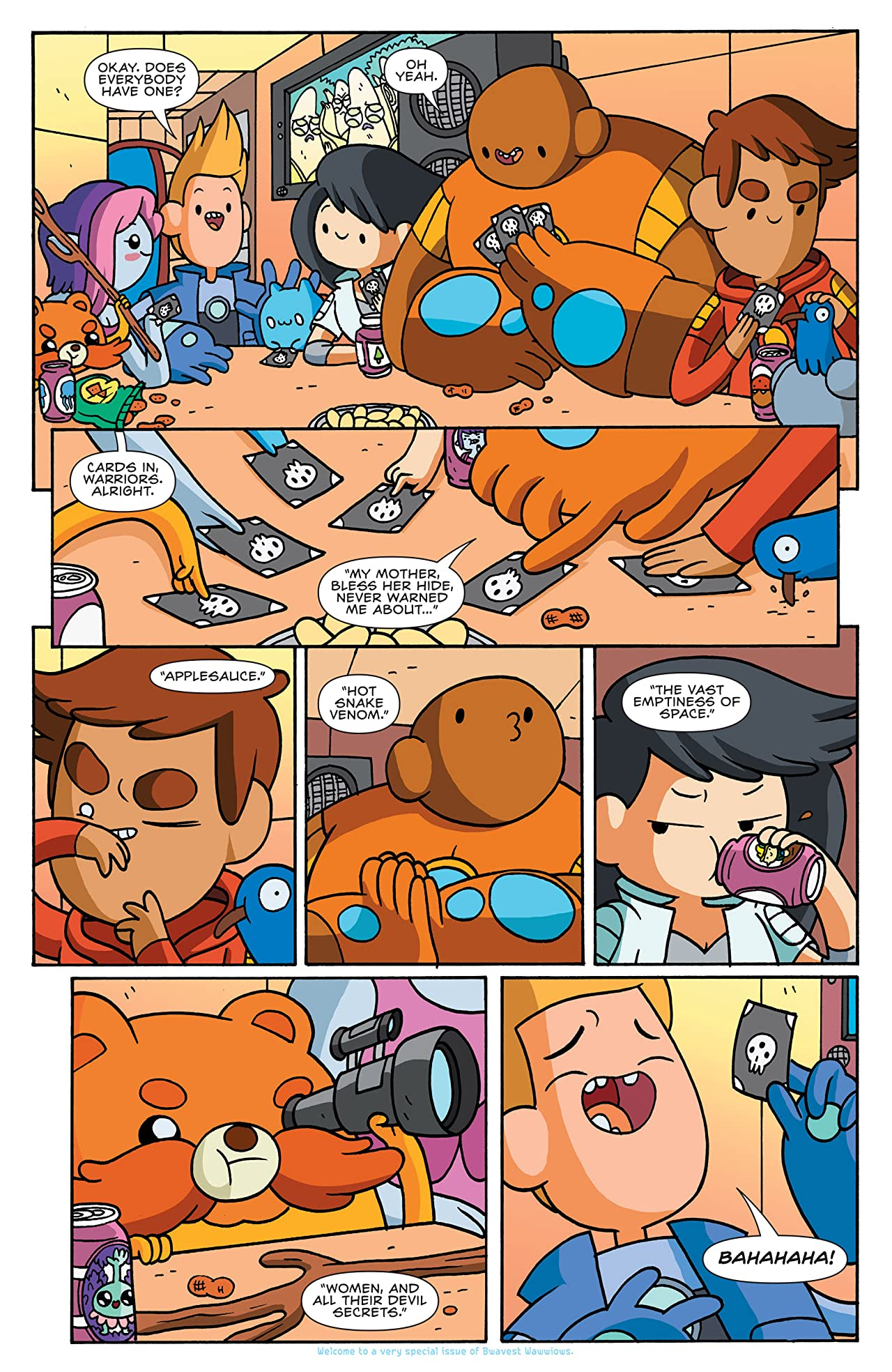Bravest Warriors #25