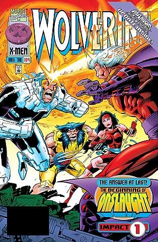 Wolverine (1988-2003) #104