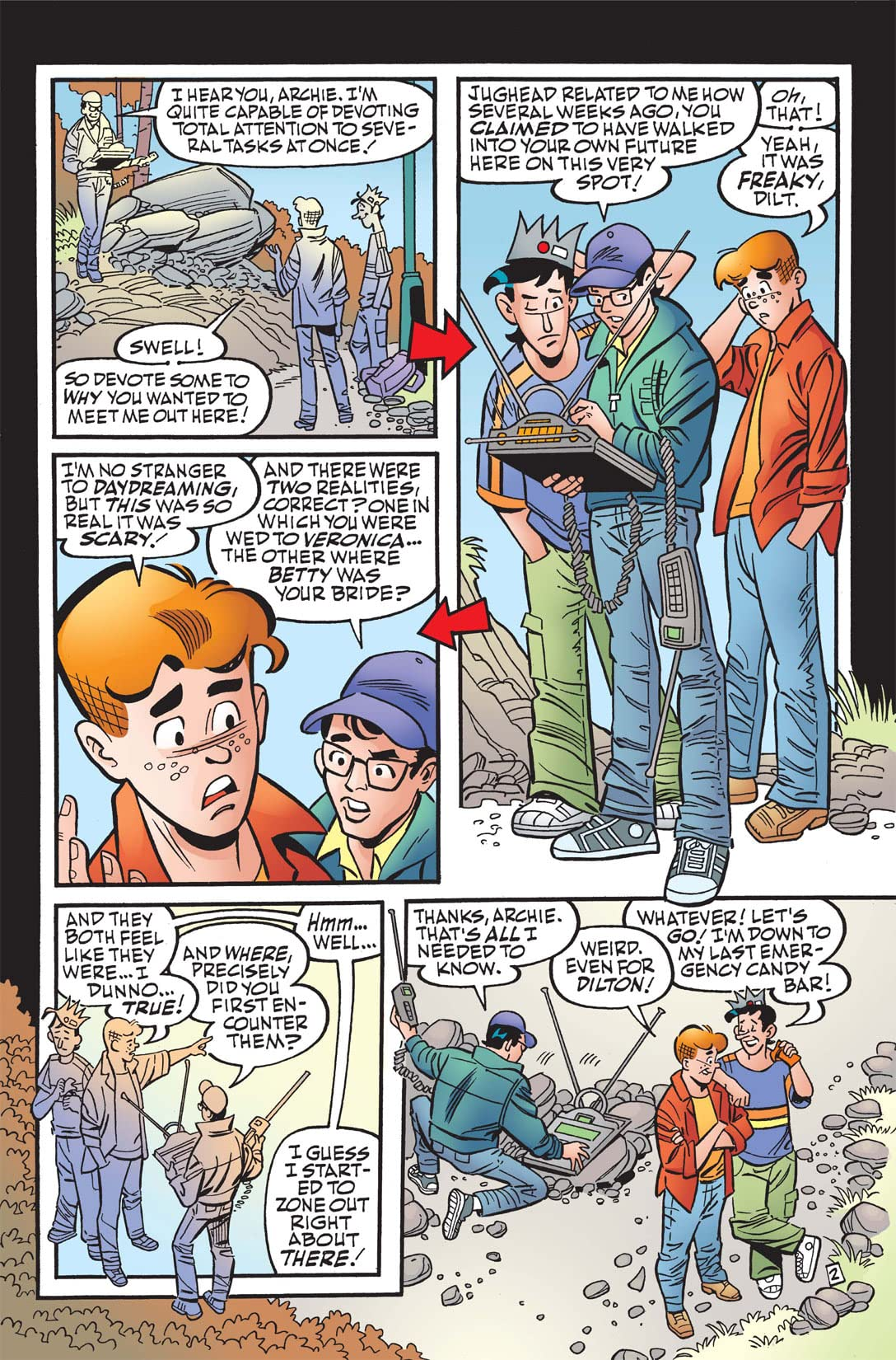 Archie Marries Betty #14