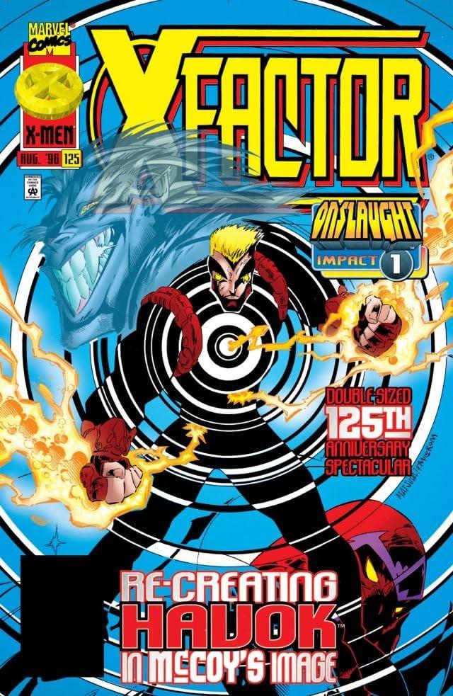 X-Factor (1986-1998) #125