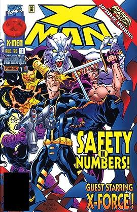 X-Man (1995-2001) #18