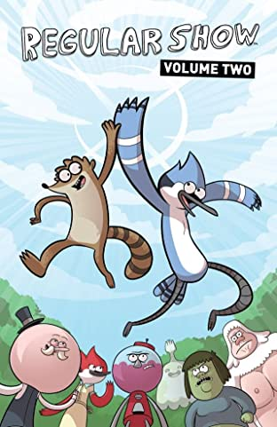 Regular Show Vol. 2