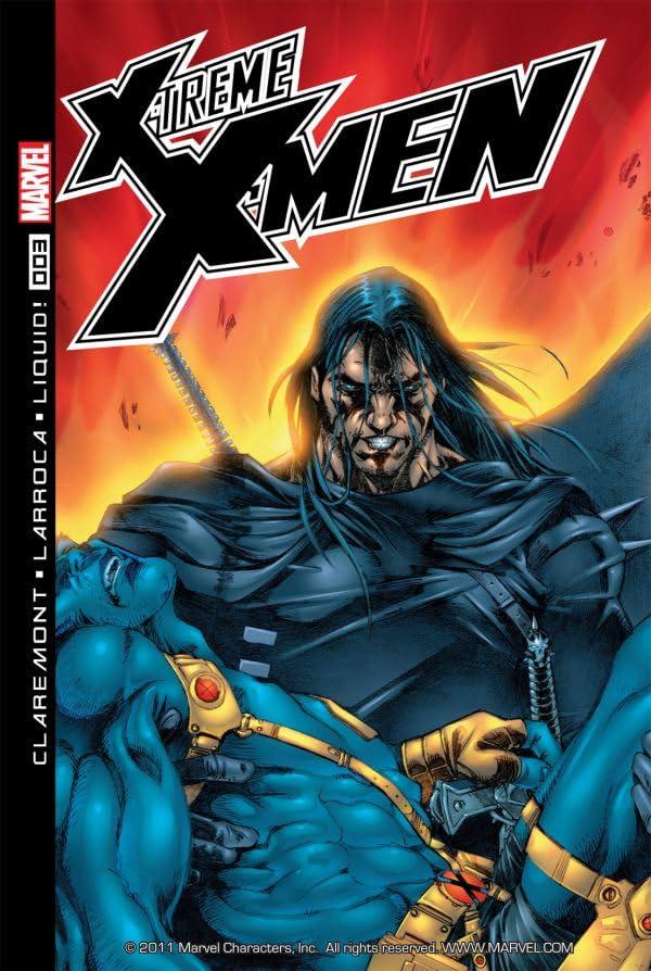 X-Treme X-Men (2001-2003) #3