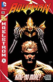 Aquaman (2011-2016) #35