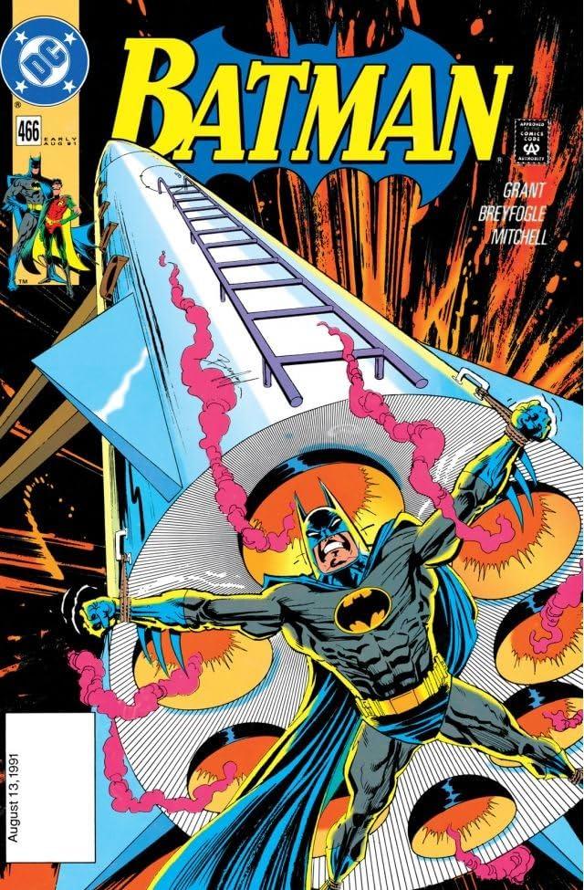 Batman (1940-2011) #466
