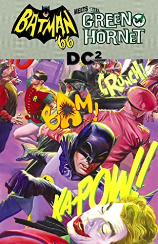 Batman '66 Meets The Green Hornet #12