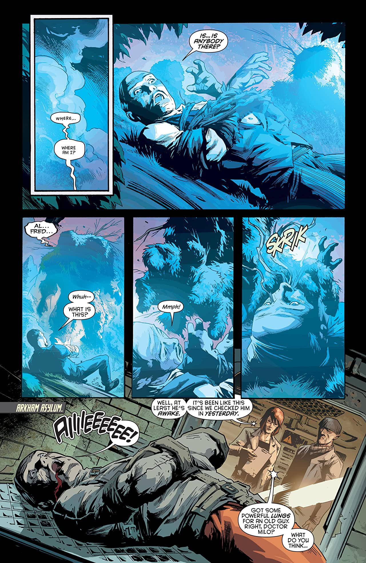 Batman Eternal (2014-2015) #29
