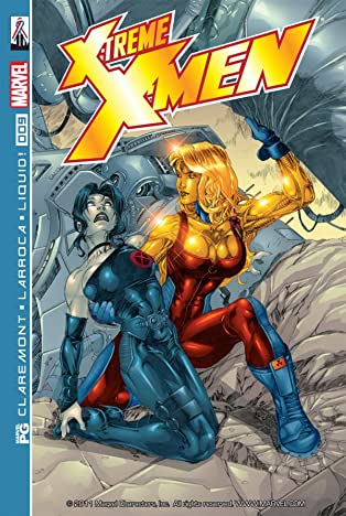 X-Treme X-Men (2001-2003) #9