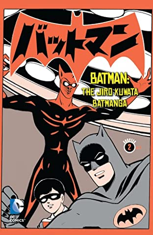 Batman: The Jiro Kuwata Batmanga #17