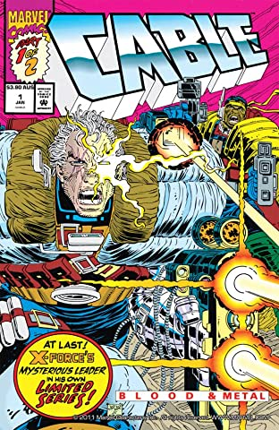 Cable: Blood and Metal No.1