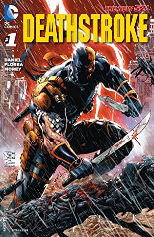 Deathstroke (2014-2016) No.1